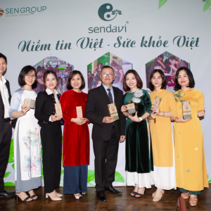 SENDAVI – Niềm Tin Việt – Sức Khỏe Việt